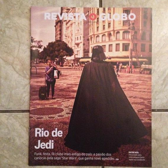 Revista O Globo 18.10.2015 Rio De Janeiro Funk Star Wars