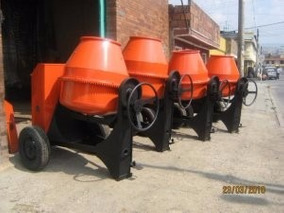 Mezcladora De Concreto Trompo Mezclador Para Concreto