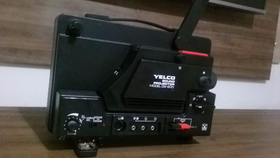 Projetor Yelco Ds605j Super 8mm Veja Video Colecionadores