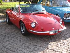Puma Gts Conversível Impecável Placa Do Ano Pneus New Car