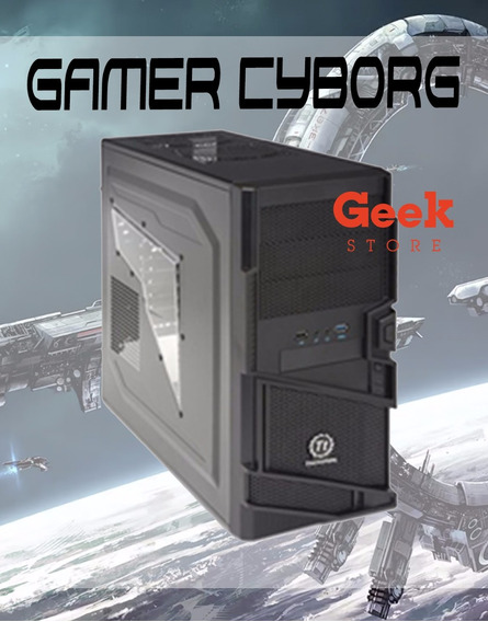 Pc Gamer Cyborg