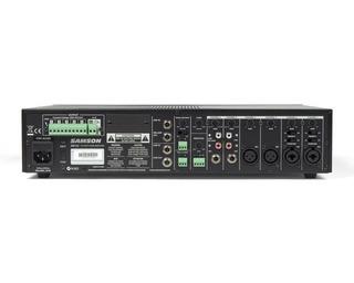 Samson Zm125 - 125w Mixer Amplificador Multizona 70-100v
