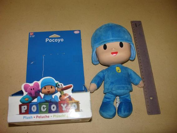 = Desenho Pocoyo = Pocoyo Garotinho Azul Bandai