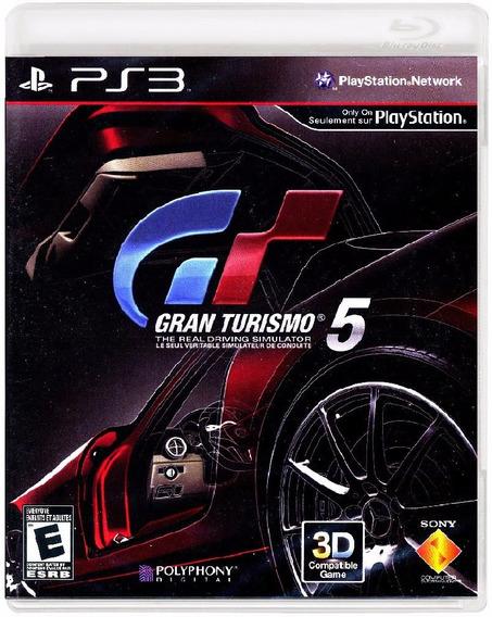 Gran Turismo 5 - Jogo Ps3