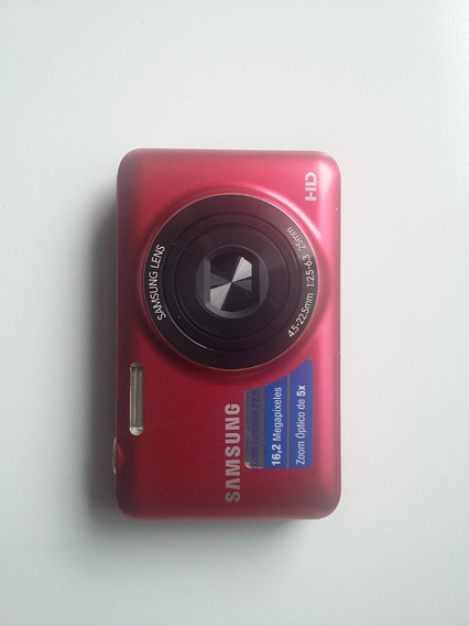 Camera Samsung Es95 Vermelho Sem Kit - Sem Bateria