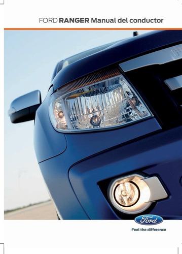 Ford Ranger 2012 Manual Del Propietario