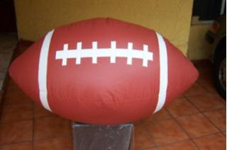 Puff Balon Futbol Americano