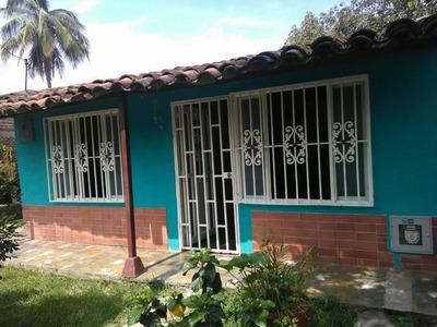 Venta De Casa Finca En Montegrande, San Pedro