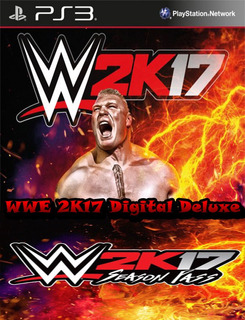 Wwe 2k17 Digital Deluxe Digital Latino Ps3