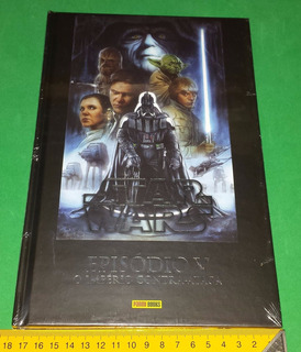 Star Wars Episódio V - Império Contra Ataca Hq Novo Lacrado