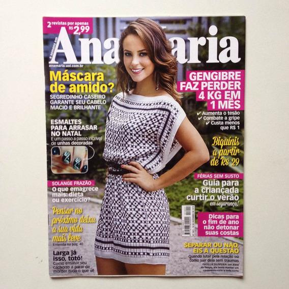 Revista Ana Maria Paolla Oliveira Susana Vieira Luan Santana