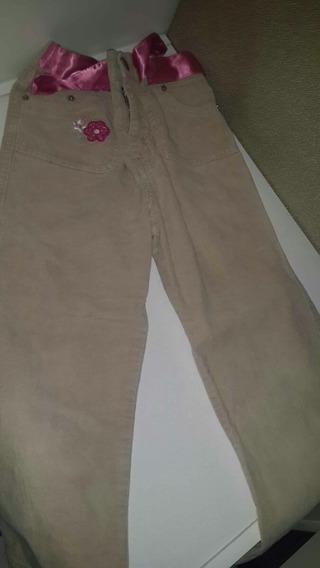 Pantalon Plush Importado 5t