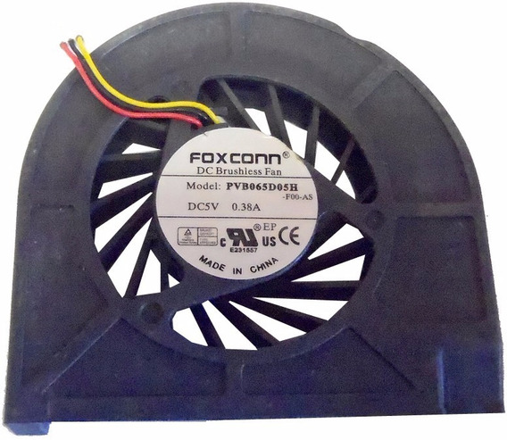 Cooler Notebook Hp Cq60 Cq50 G60 G50 489126-001 60.4h520.001