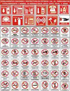 Señalizacion Señalamiento Cartel De Seguridad 50x60