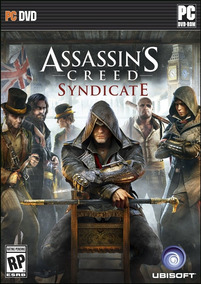 Jogo Computador Lacrado Assassins Creed Syndicate Para Pc
