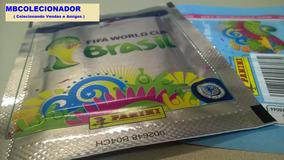 Envelope Copa Do Mundo 2014 Edição De Luxo Platinum Suiça