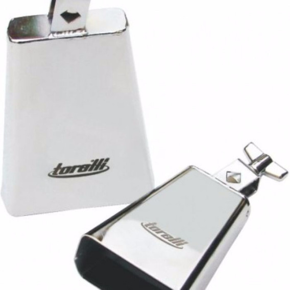 Torelli Cowbell 4 Cromado To054 C/ Clamp