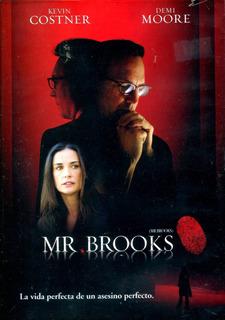 Dvd Mr. Brooks ( Mr. Brooks ) 2007 - Bruce Evans / Costner