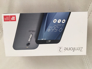 Smartphone Asus Zenfone 2 Dual Chip Tela 5.5 16g 4g Wi Fi