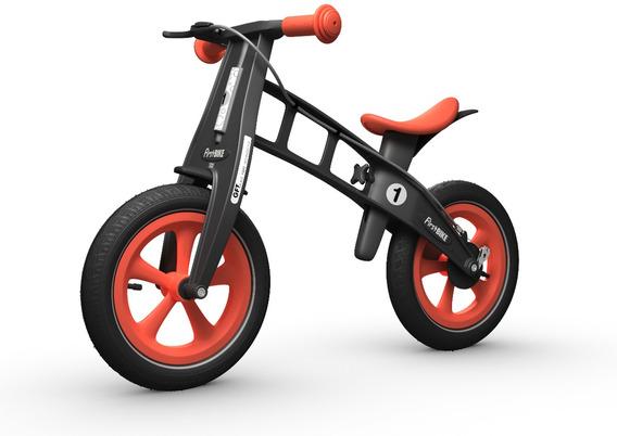 Bicicletas De Balance Firstbike Sin Pedales Para Niño Orange