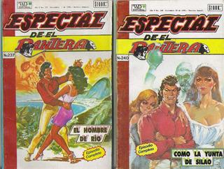 2 X 1 Comics Especial Del Pantera 96 Pag.historias Completas