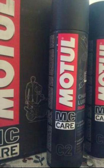 2 Frascos Motu L C2 400ml Spray Para Corrente(c4,c2,c1)