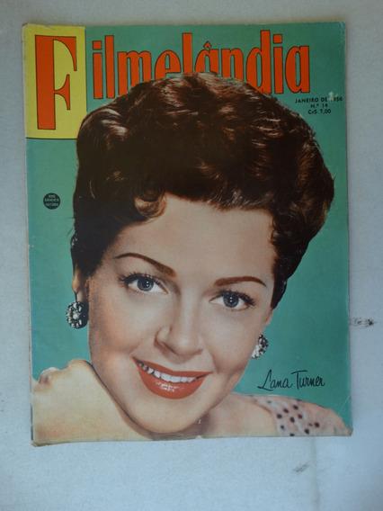 Filmelândia Nº 14! Rge Janeiro 1956!
