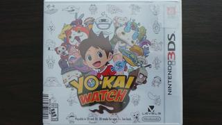 Yokai Watch 3ds Nuevo Sellado