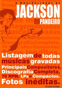 Livro A Musicalidade De Jackson Do Pandeiro