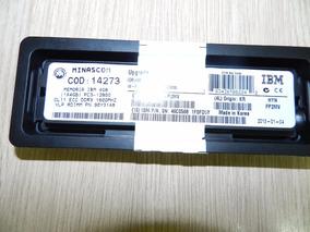 Memoria Ibm 4gb Cl11 Ecc Ddr3 1600mhz Vlp Rdimm 90y3148