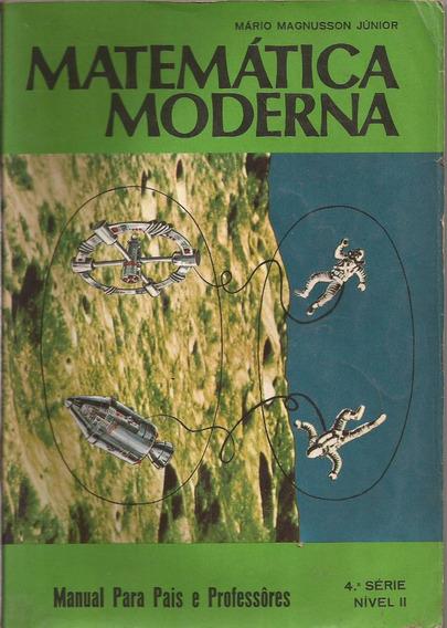 Matemática Moderna - Mário Magnusson Júnior
