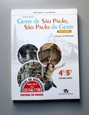 Gente De São Paulo, São Paulo Da Gente - 4.o/5.ano - Caboclo