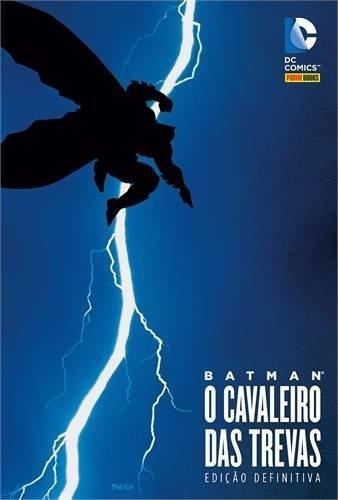 Batman - Cavaleiro Das Trevas + Miniatura Chumbo