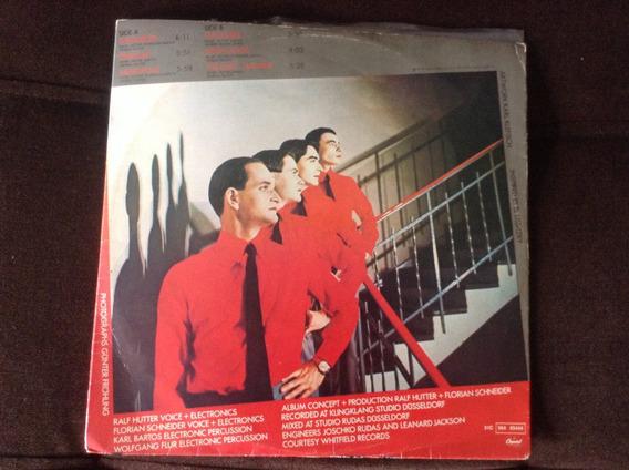 Disco Vinil Kraftwerk - The Man Machine - Bom Estado