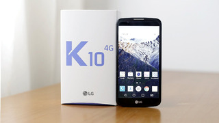 Smartphone Lg K10 Dual Chip Android 6 Tela 5.3 16gb 4g