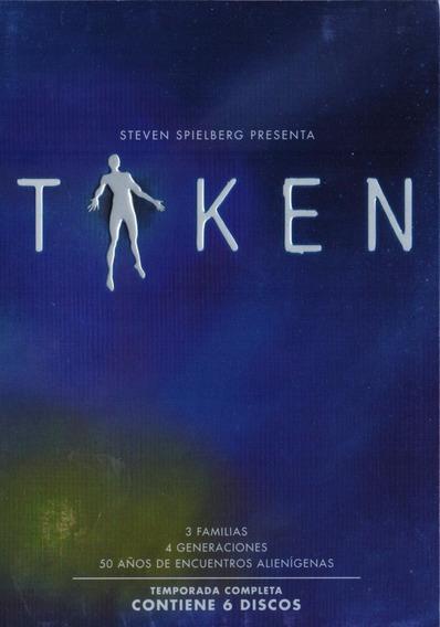 Taken Steven Spielberg Serie Completa Dvd