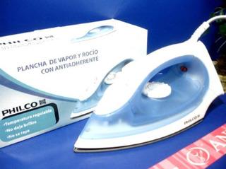 Plancha Vapor Philco Mod.: 1130