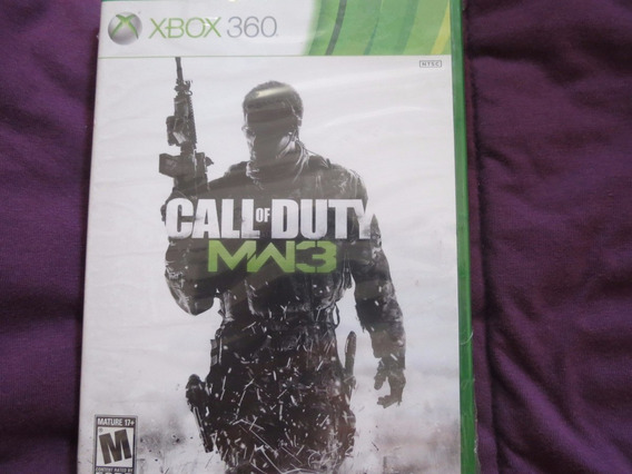 Call Of Duty Modern Warfare 3 Microsoft Xbox 360 Cod