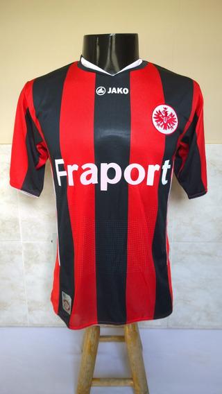 Camisa Futebol Do Eintracht Frankfurt Da Alemanha