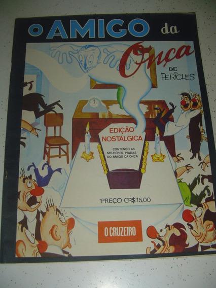 O Amigo Da Onça Pericles Edição O Cruzeiro 1974 Frete Gratis