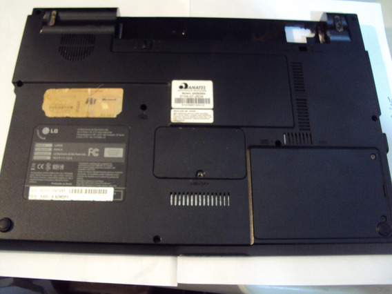 Base Inferior Chassi-notebook Lg- R405