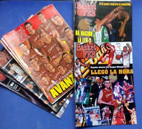 Imagen 1 de 1 de Revistas Federacion Española De Basket
