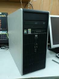Cpu Hp Dc5750 Amd Atlhon64 X2 5000+ 2gb Hd80 Dvdrw