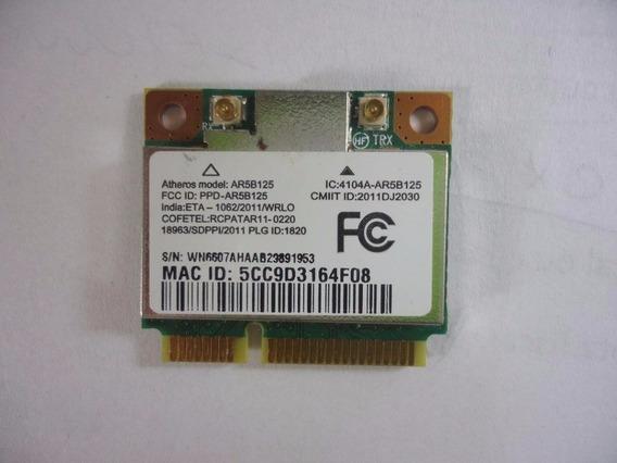 Mini Pci Wireless Do Gateway Nv55c Ar5b125 Original Nf