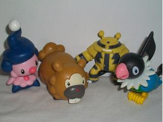 Pokemon Original Jakks Coleccion Muñeco Juguete Anime Figura