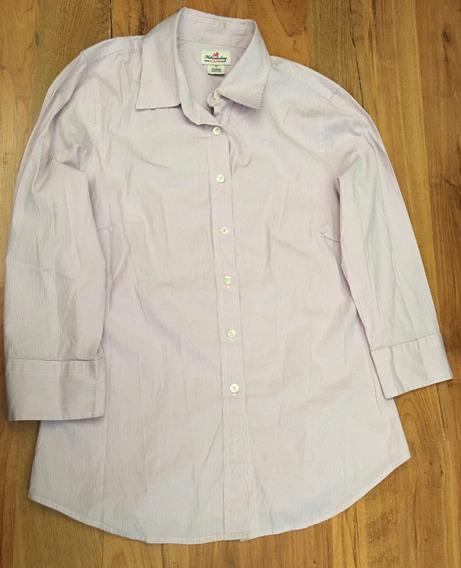 Padrisima Blusa Camisa Javerdashery J Crew 100% Original!!