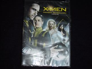 Dvd X-men Primera Generación ( Oferta)
