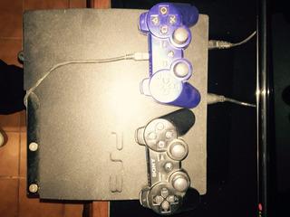 Playstation 3 Con 10 Juegos