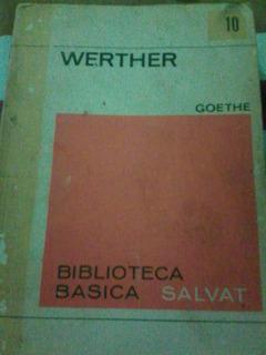 Wherther De Goethe
