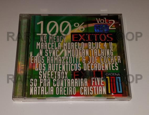 Cadena 100 Vol 2 Natalia Oreiro Cristian Castro Nsync D1 (cd